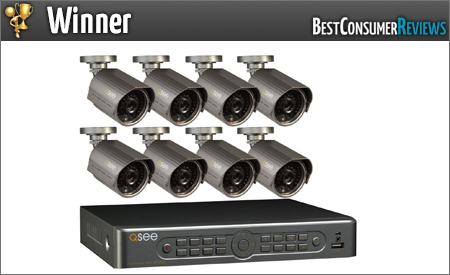2017 Best Security Camera Systems Reviews - Top Rated Security ...