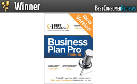 Business plan pro premier