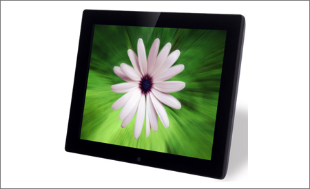 15 inch hi res digital photo frame