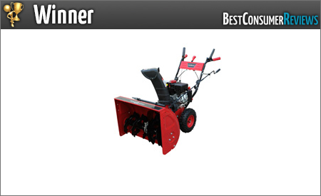 Top Rated Snow Blowers : 2018 best snow blower reviews top rated snow blowers