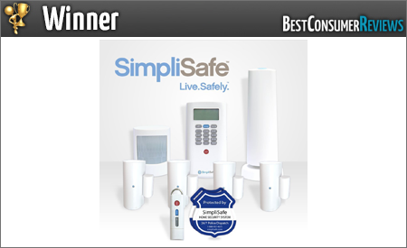 Simplisafe2 Wireless Home Security System. diyhomesecuritysystems1