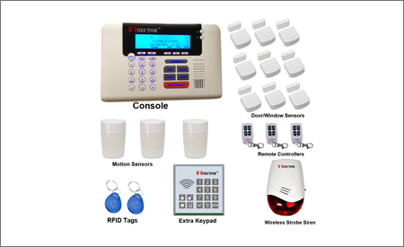 ... Wireless Security Alarm System. Diyhomesecuritysystems3