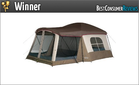 2018 Best Tents Reviews
