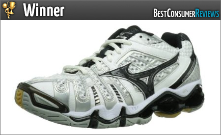 Best rated women's volleyball shoes