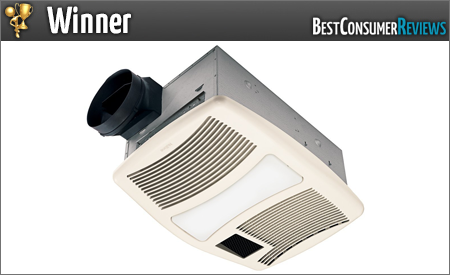 bath fan reviews best bathroom fans with light reviews in 20