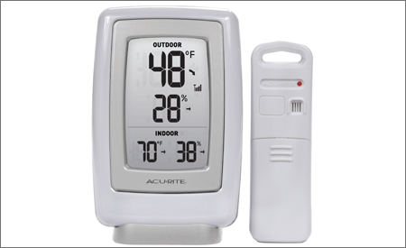 2018 Best Indoor Outdoor Thermometers Reviews Top Rated